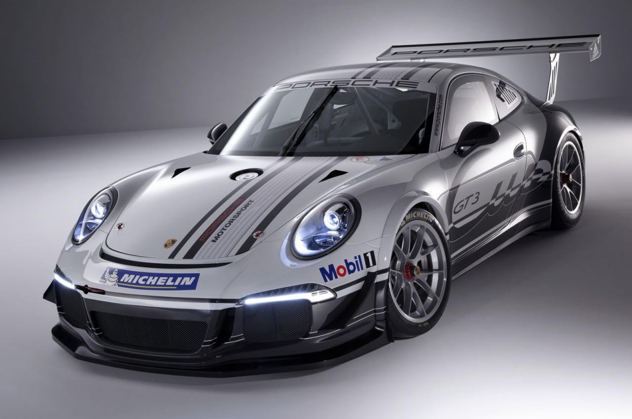 911 GT3 Cup 991-1