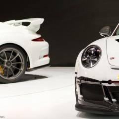 Porsche 911 GT3 (991) : Pour l'anniversaire des 50 ans