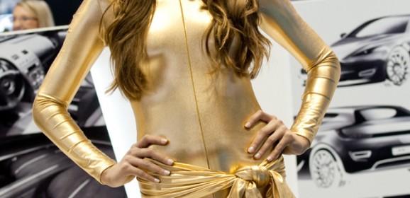 Salon de Genève 2013 : les hôtesses 1ère partie