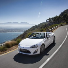 Toyota GT-86 Open Concept