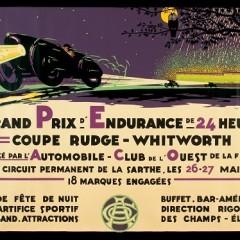 Il y a 90 ans… Les 24 Heures du Mans !