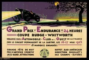 ACO Le Mans 24 Heures 1923