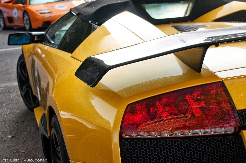 50ème anniversaire de Lamborghini