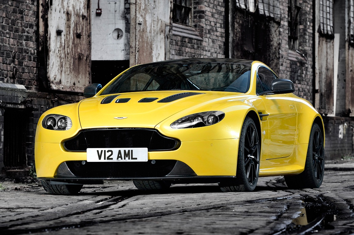 Aston-Martin-V12-Vantage-S-front-view-on-street