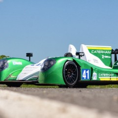 Caterham en LMP2 aux 24 Heures du Mans 2013