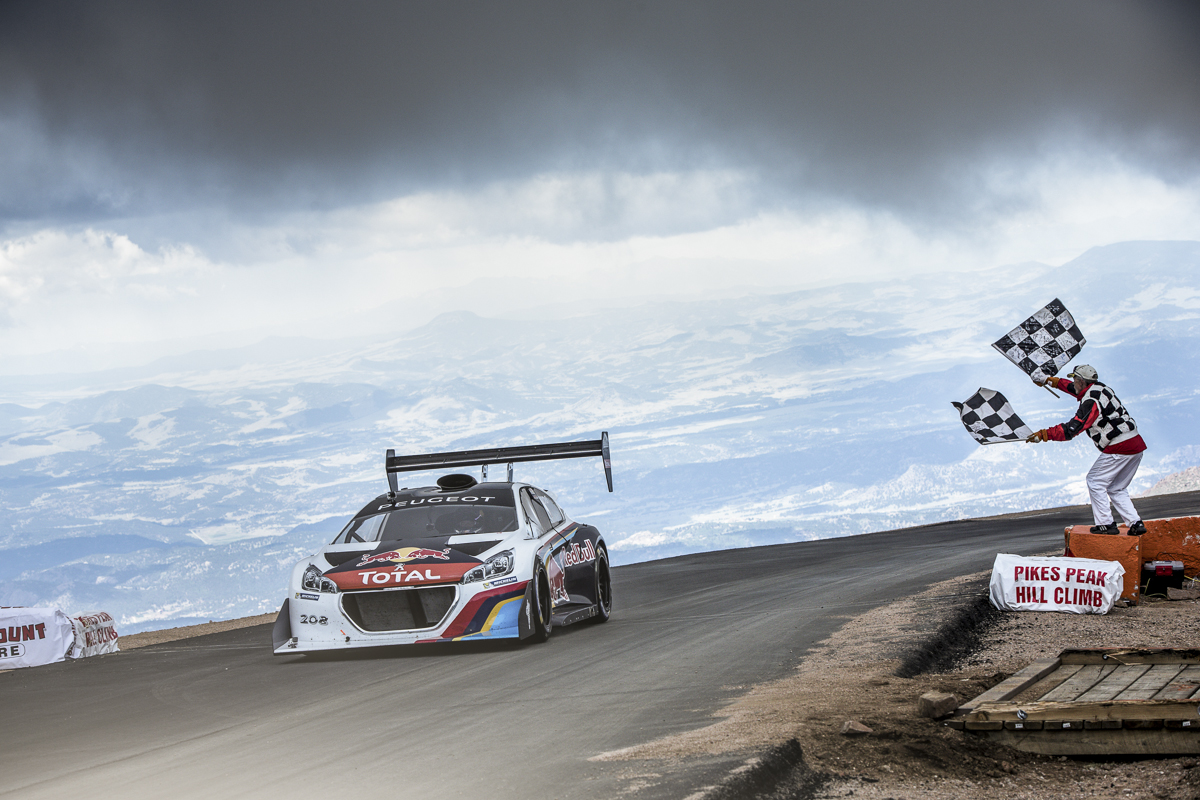 Sebastien Loeb – Action