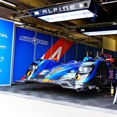 Alpine de retour aux 24 Heures du Mans