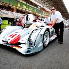 24 Heures du Mans 2013 : Journée Test