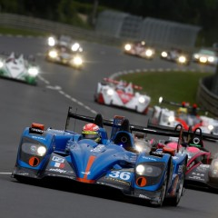 Alpine 9ème LMP2 aux 24 Heures du Mans 2013