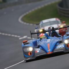 Journée Test 24 Heures du Mans : Alpine second et troisième en LMP2