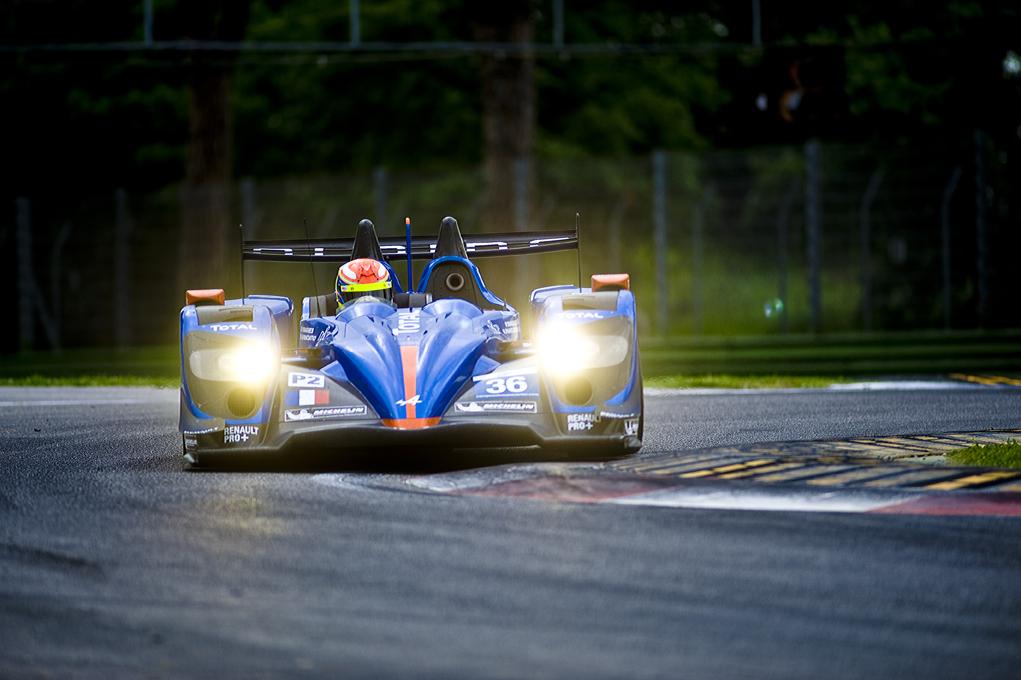 Alpine A450 24 Heures du Mans 2013