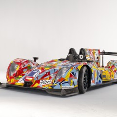 24 Heures du Mans 2013 : La Art Car de OAK Racing par Fernando Costa
