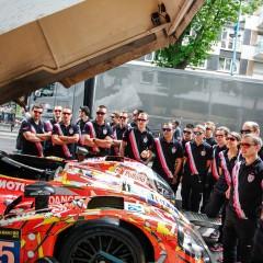24 Heures du Mans 2013 : Pesage