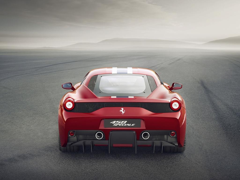 Ferrari 458 Speciale dos