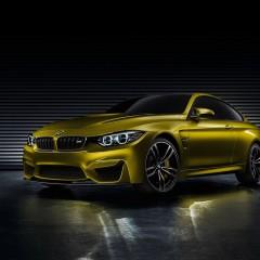 BMW M4 Concept, la nouvelle M3 Coupé