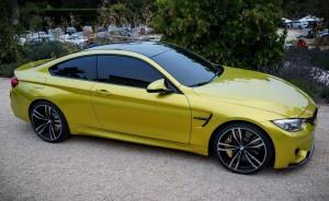 """BMW M4 Concept Pebble Beach Concours d""""Elegance"""