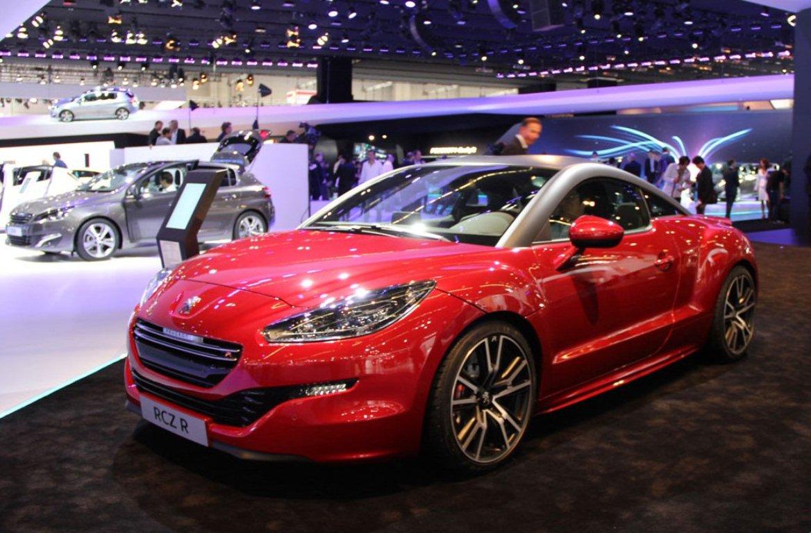 Francfort 2013 – Peugeot