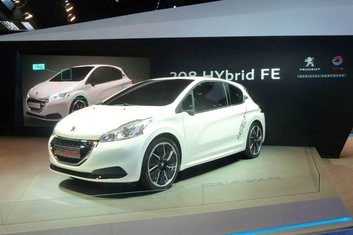 Francfort 2013 - Peugeot