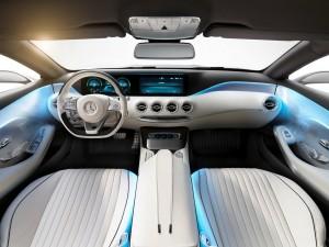 Mercedes Concept S Class Coupé Francfort