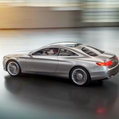 Mercedes Classe S Coupé Concept : luxe et modernité… baroque ?
