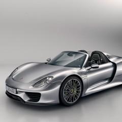 Porsche 918 : spécifications techniques définitives