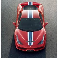 Ferrari 458 Speciale : spécifications techniques