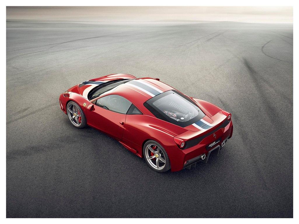 Ferrari F458 Speciale