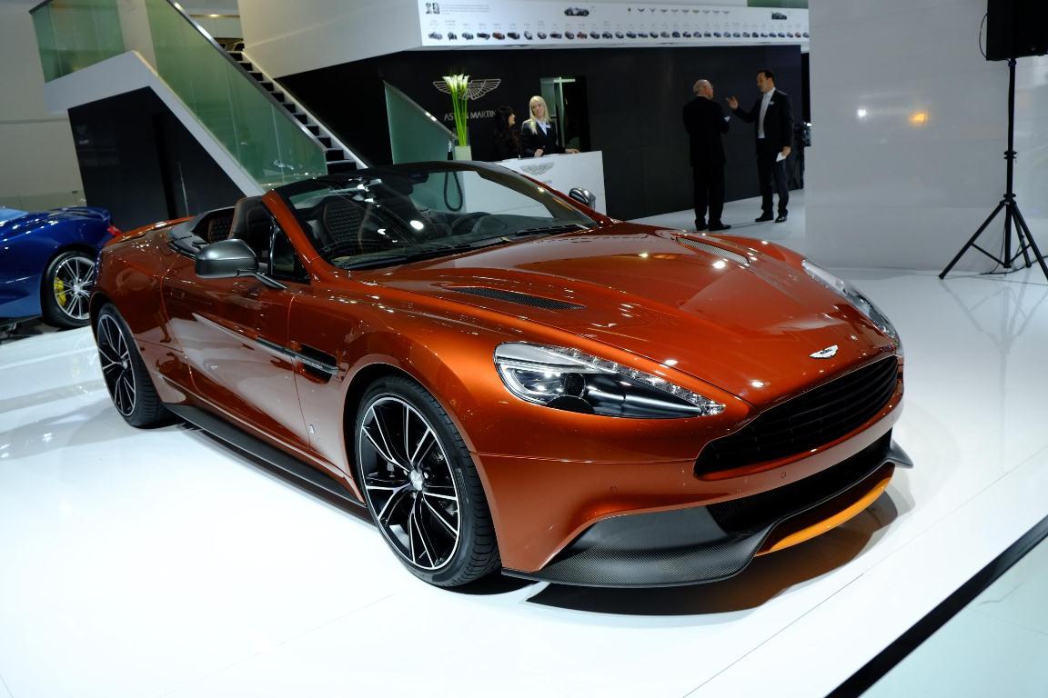 Francfort 2013 - Aston Martin