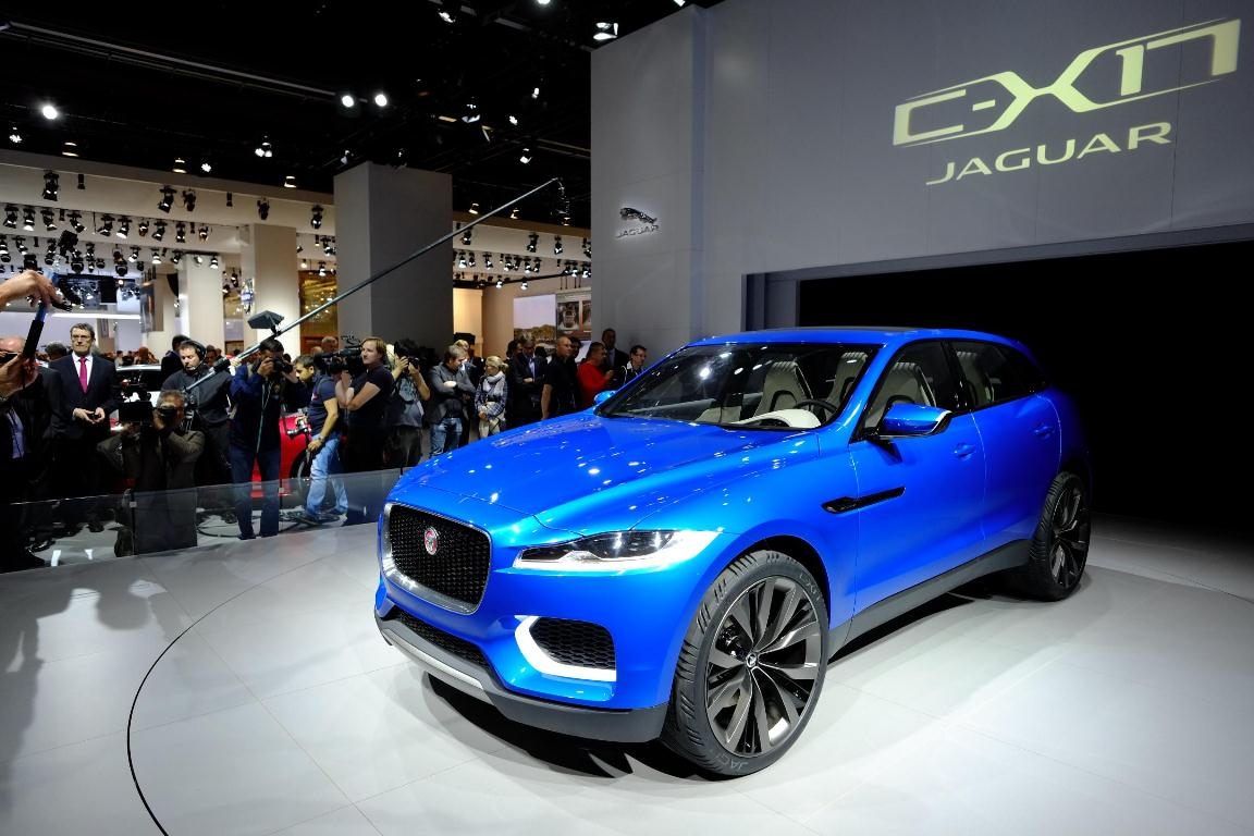 Francfort 2013 – Jaguar