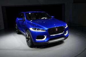 Francfort 2013 - Jaguar
