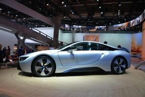 Francfort 2013 - BMW