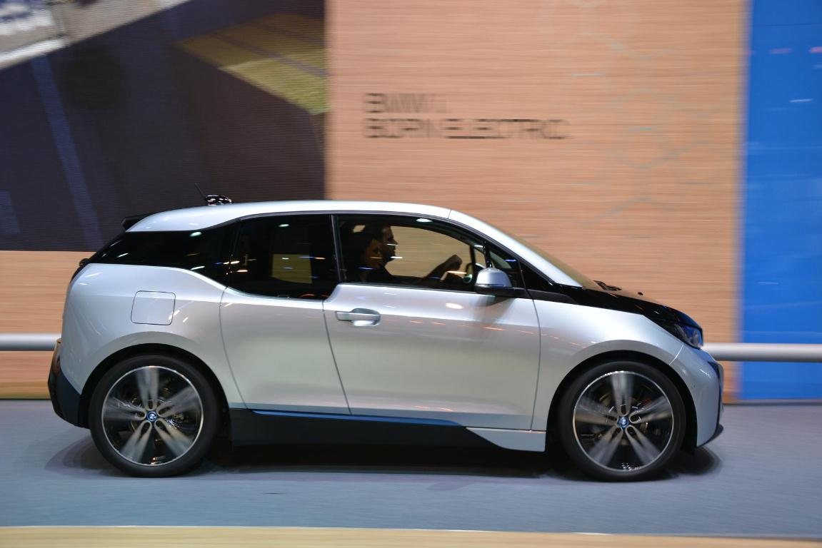 Francfort 2013 – BMW