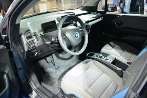 Francfort 2013 - BMW i
