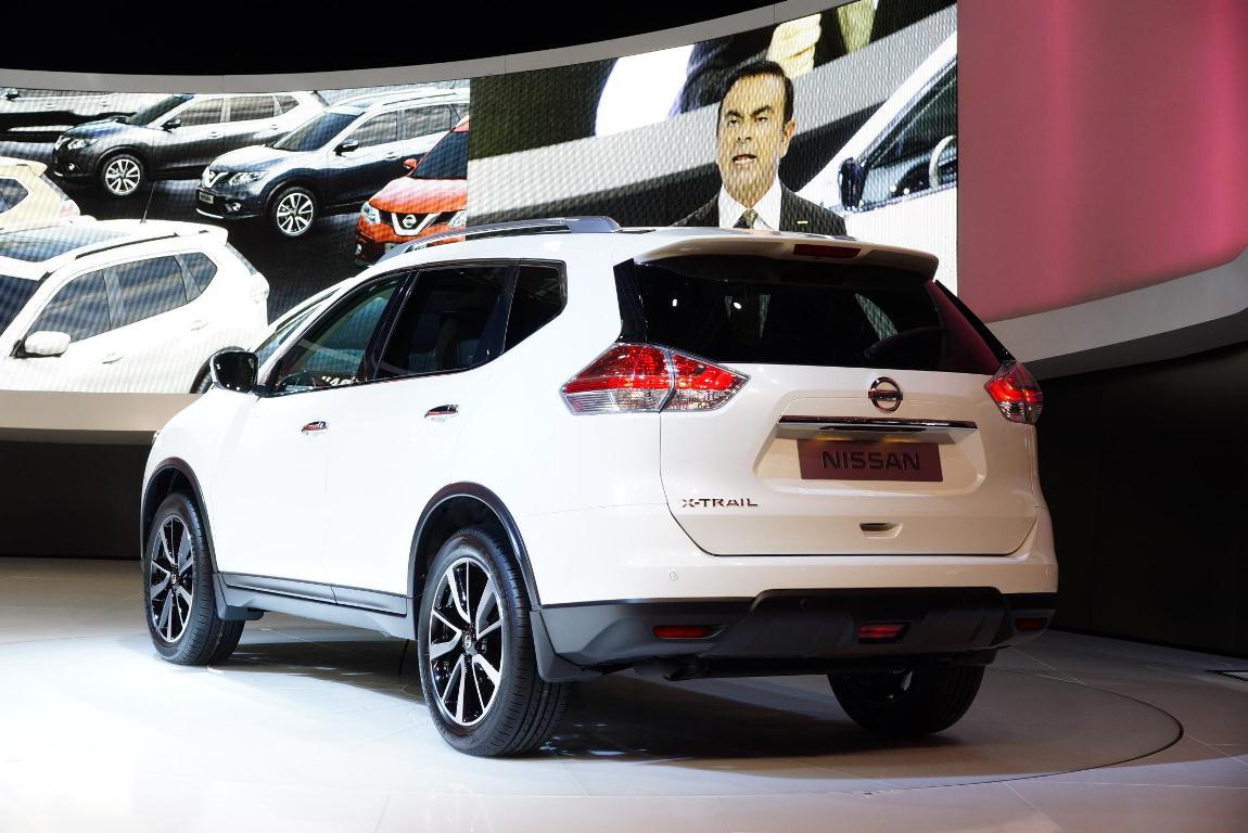 Francfort 2013 – Nissan
