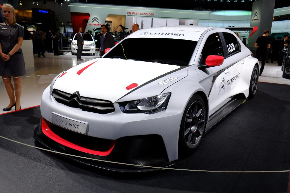 Francfort 2013 - Citroen