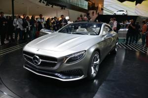 Francfort 2013 - Mercedes