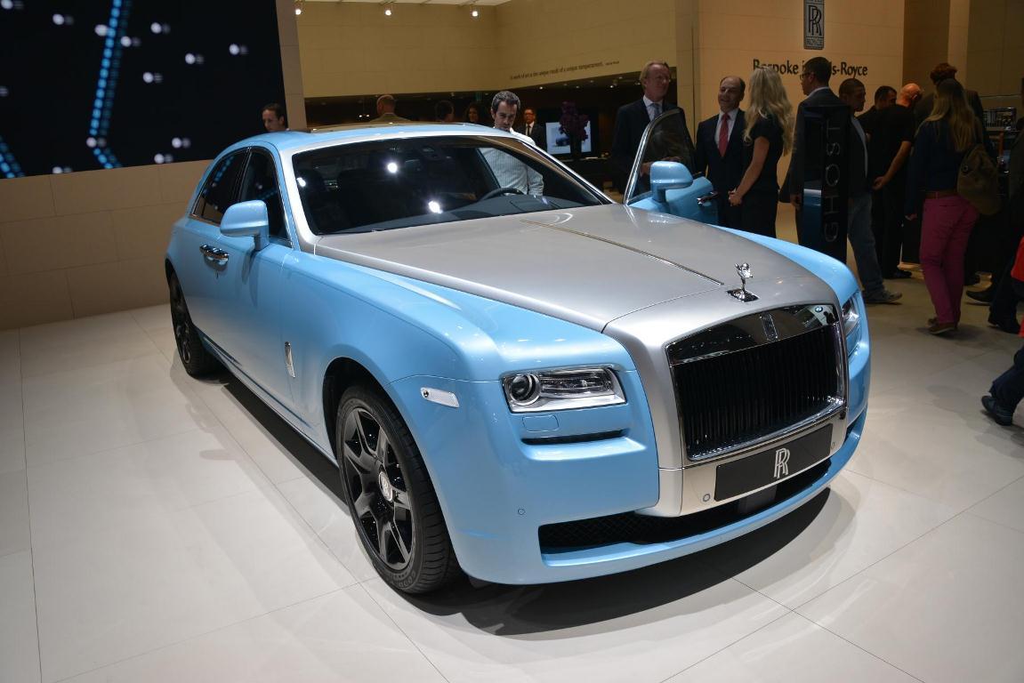 Francfort 2013 – Rolls Royce