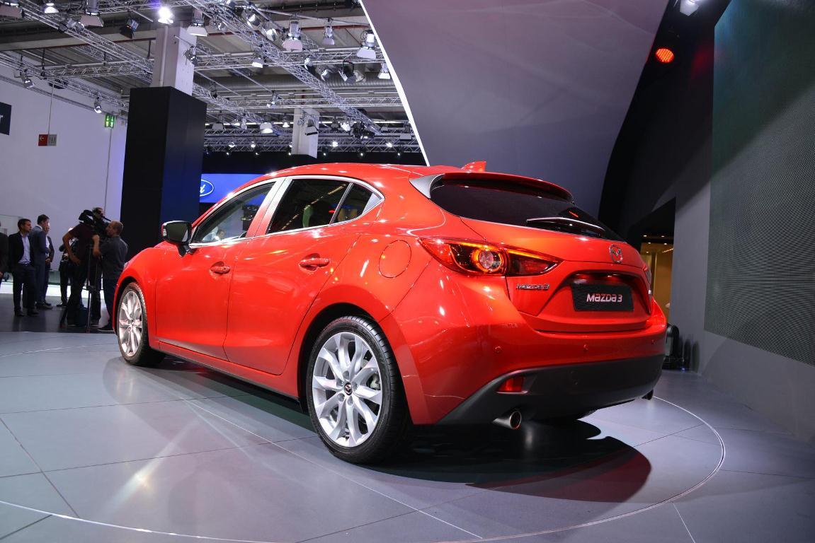 Francfort 2013 - Mazda