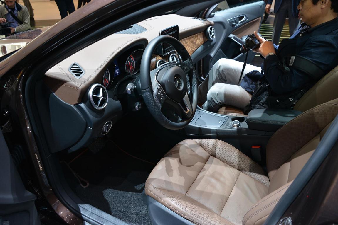 Francfort 2013 – Mercedes