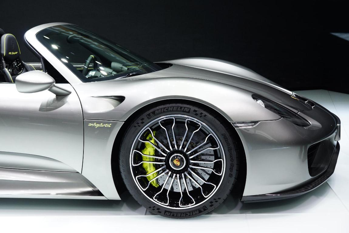 Francfort 2013 – Porsche