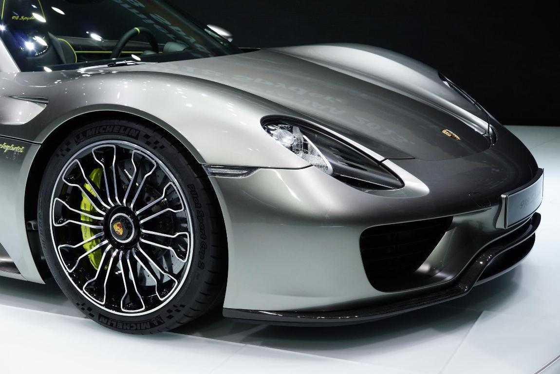 Francfort 2013 - Porsche