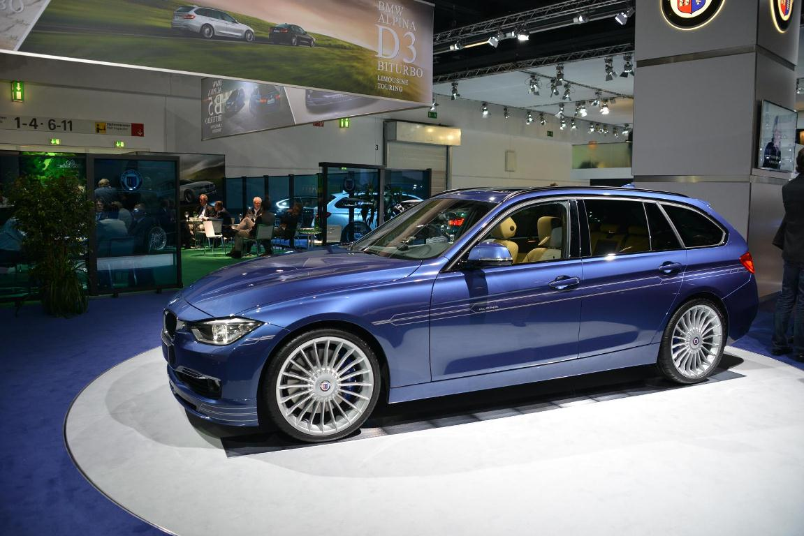 Francfort 2013 - Alpina