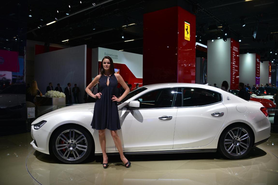 Francfort 2013 – Maserati