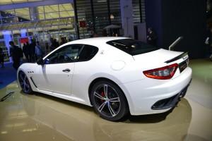 Francfort 2013 - Maserati