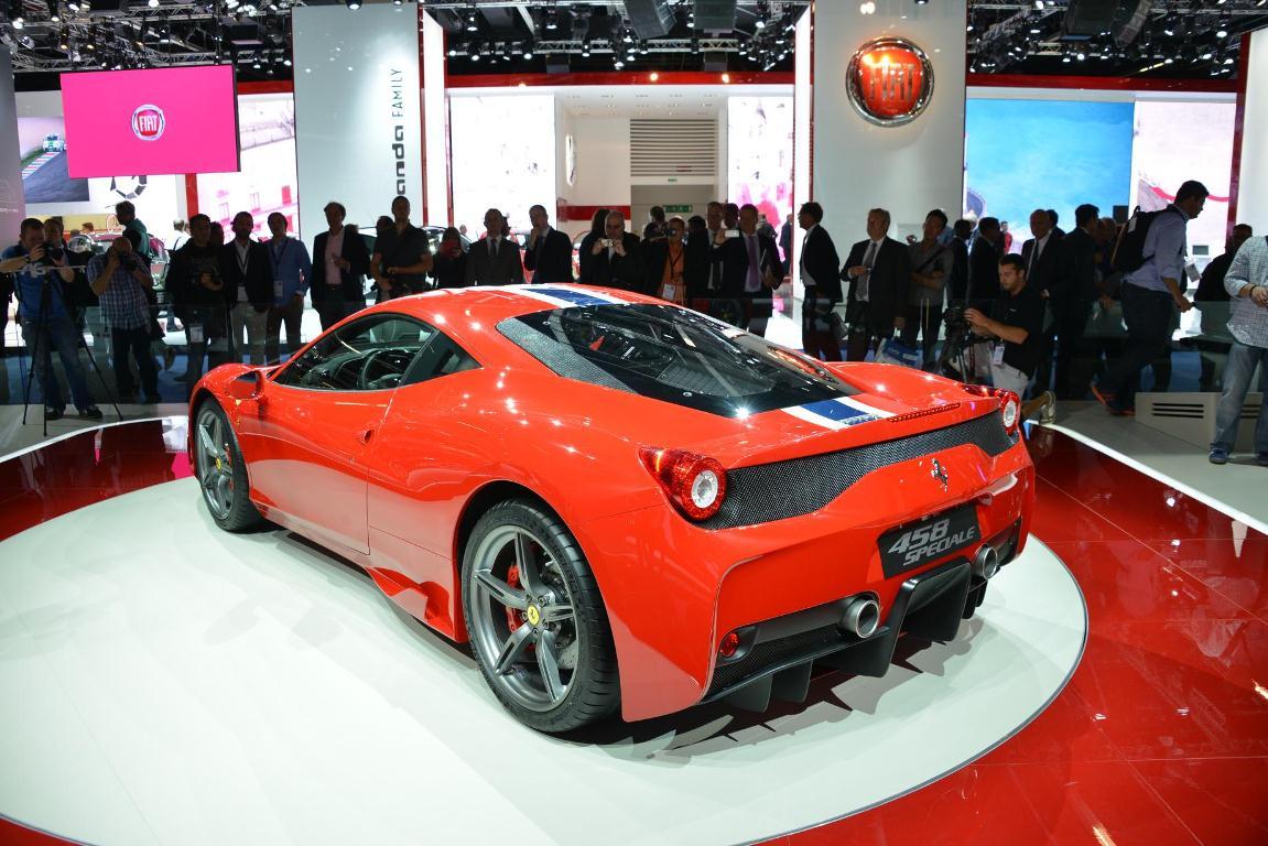 Francfort 2013 - Ferrari