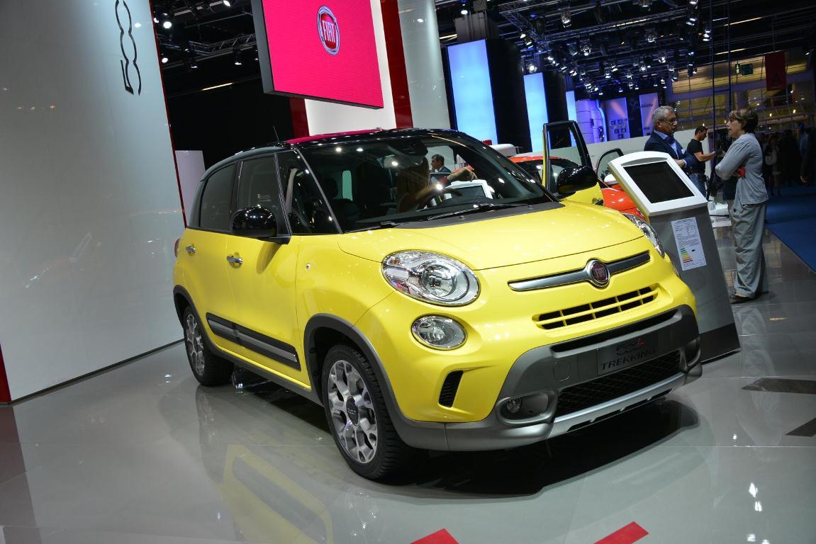 Francfort 2013 - Fiat