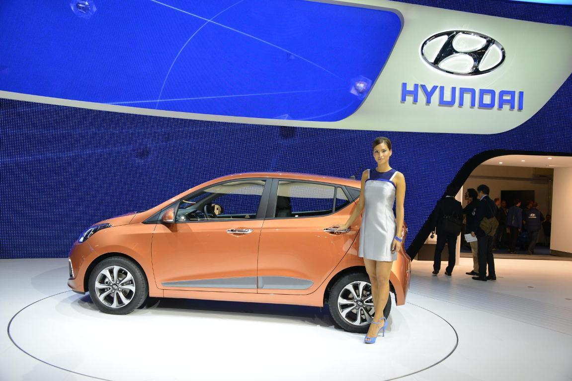 Francfort 2013 - Hyundai