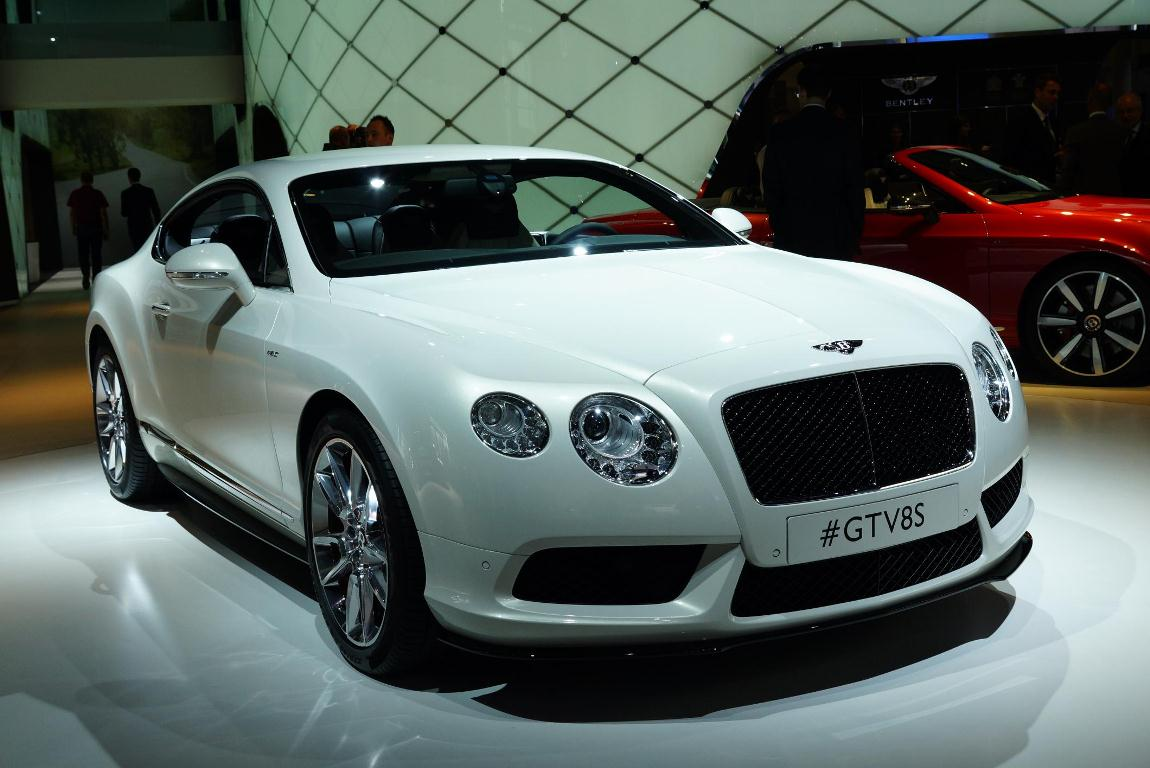 Francfort 2013 – Bentley