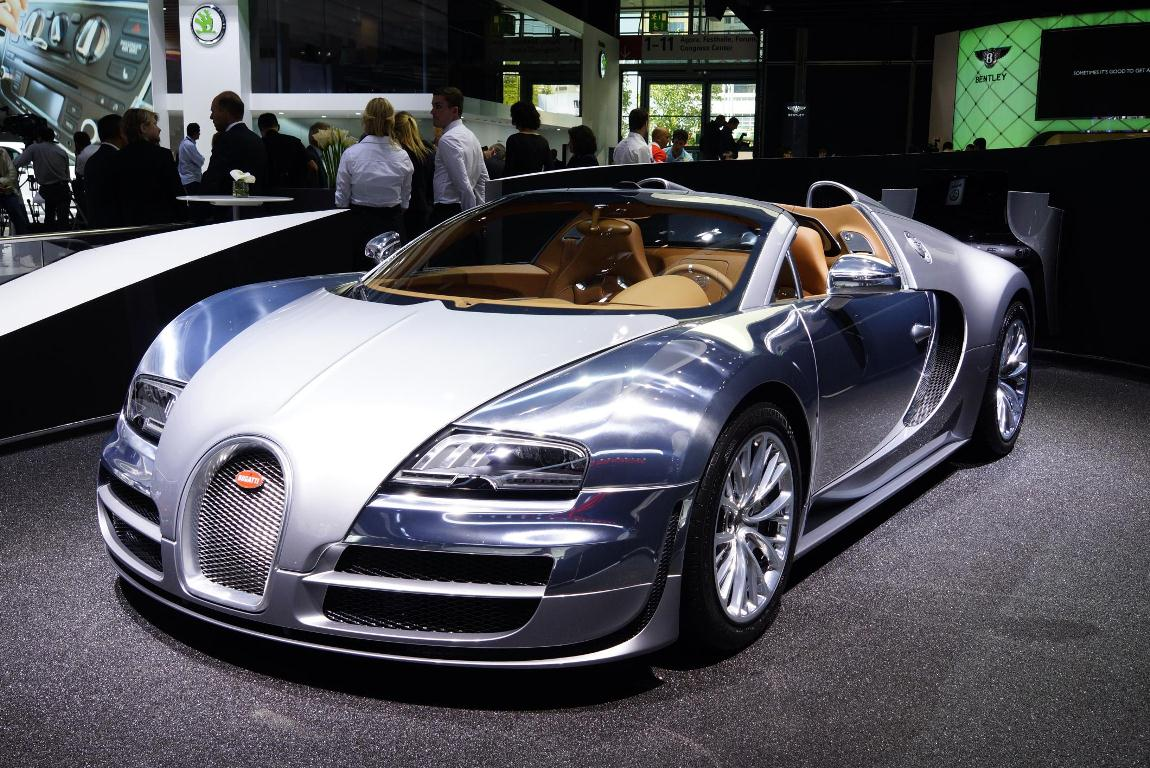 Francfort 2013 – Bugatti