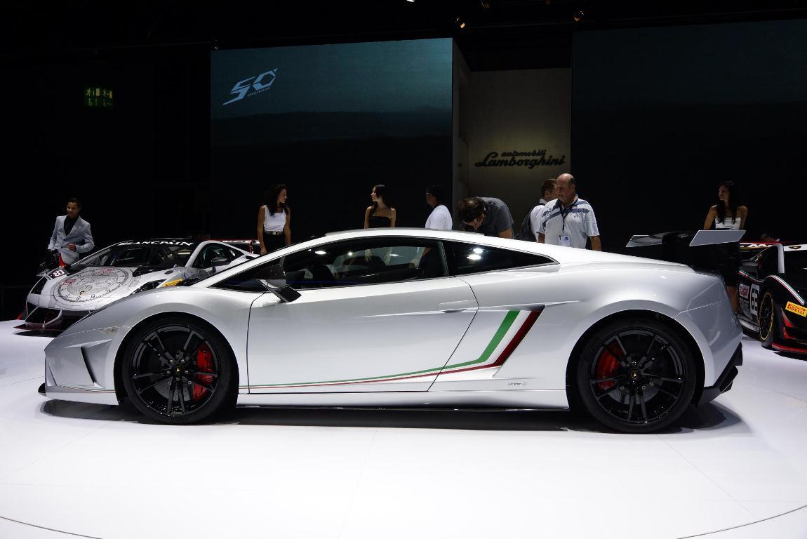 Francfort 2013 - Lamborghini